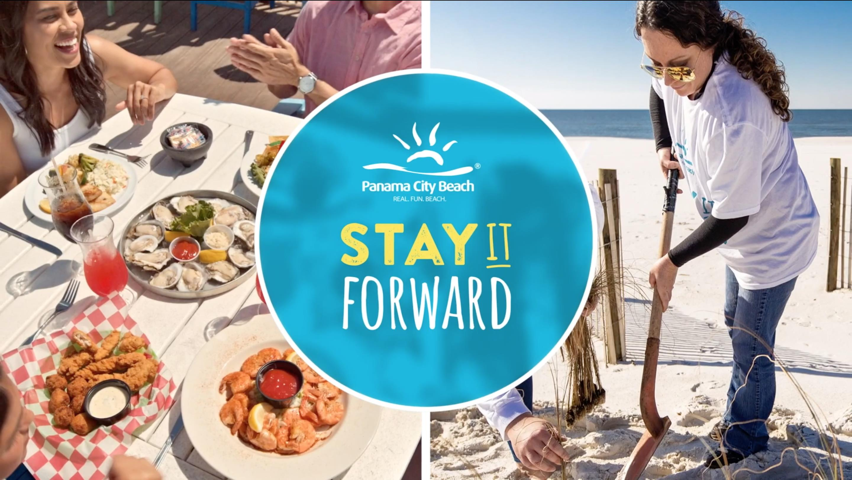"Panama City Beach ""Stay it Forward"" Case Study"